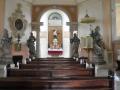 Hrad Valdštejn, kostel sv. Jana Nepomuckého