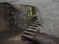 Hrad Valdštejn, středověké sklepení