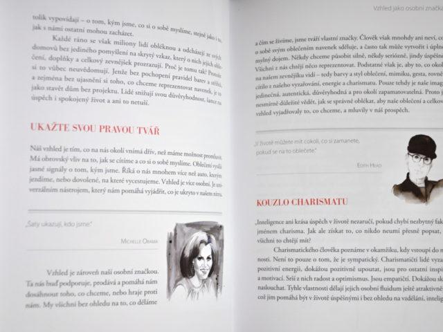 Jak najít styl, sebevědomí a charisma prozradí Dagmar Gabulová