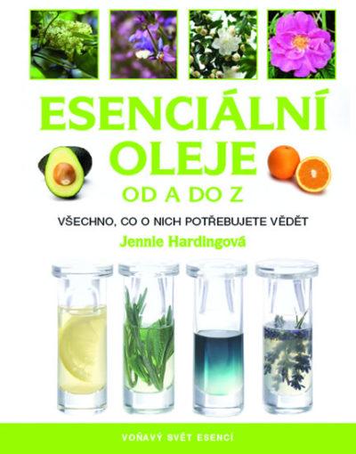 Soutěž o 3 výtisky knihy Esenciální oleje