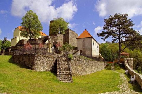 Na výlet: hrad Svojanov
