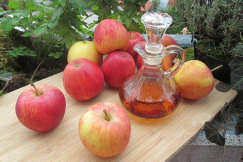 Jablečný ocet pro zdraví