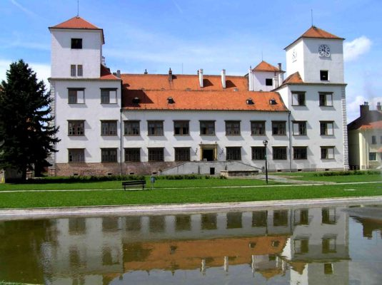 Zámek Bučovice. Foto: NPÚ