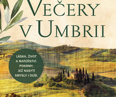 Soutěž o 3 výtisky románu Večery v Umbrii