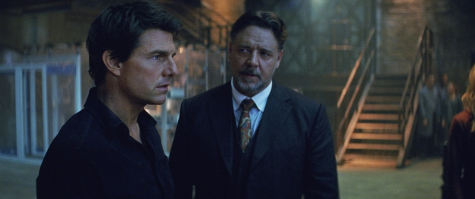 Mumie Tom Cruise Russell Crowe
