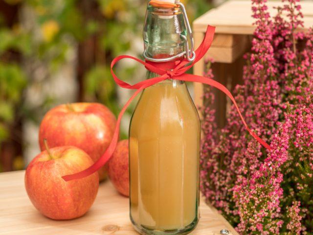 Jablečný mošt. Jak má vypadat a co všechno z něj můžete připravit