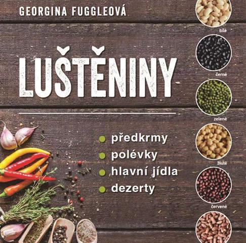 obálka knihy: Georgina Fuggleová Luštěniny