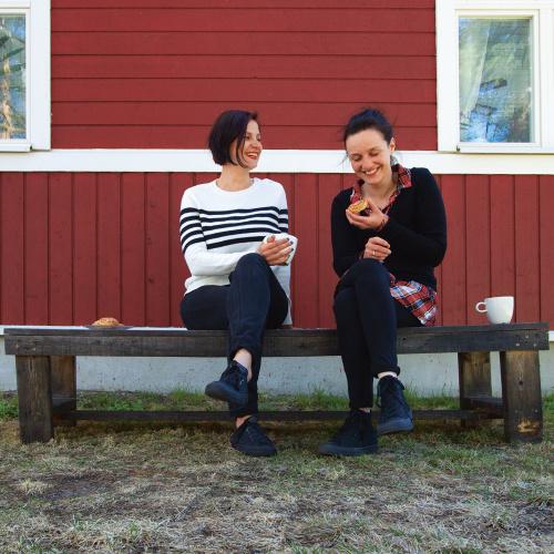 Autorky Švédské kuchařky