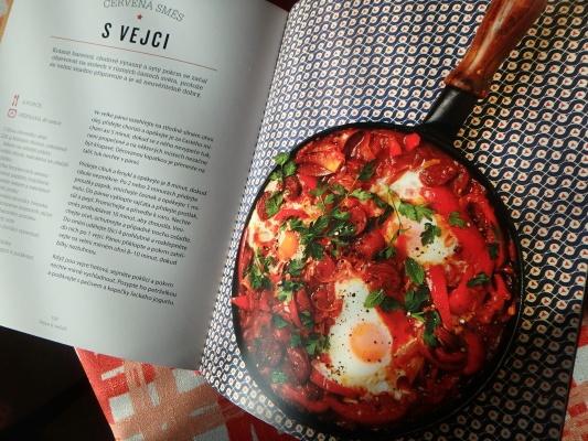 Vejce de luxe Červená směs s vejci