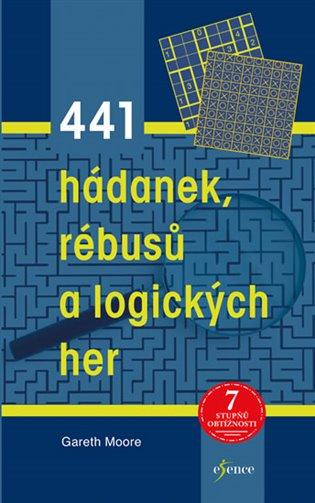 441 hádanek rébusů a logických her