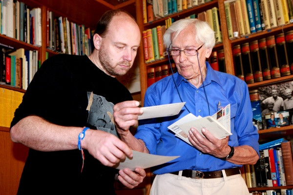 Petr Horký a Miroslav Zikmund