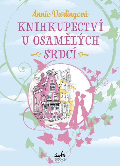 romantická kniha Knihkupectví u osamělých srdcí