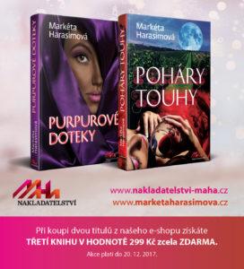 Vánoční akce Nakladatelství MaHa