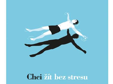 kniha Chci žít bez stresu