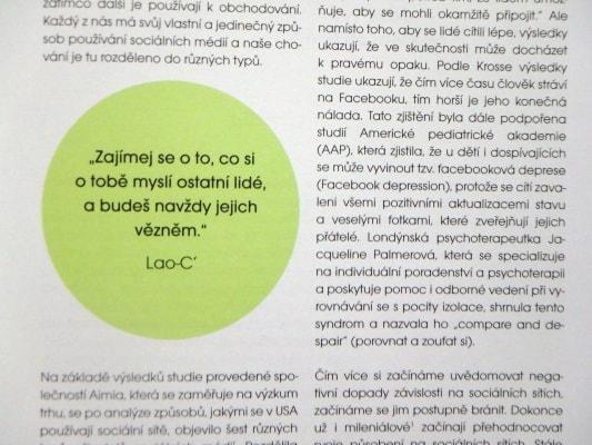 Digitální detox - ukázka z knihy