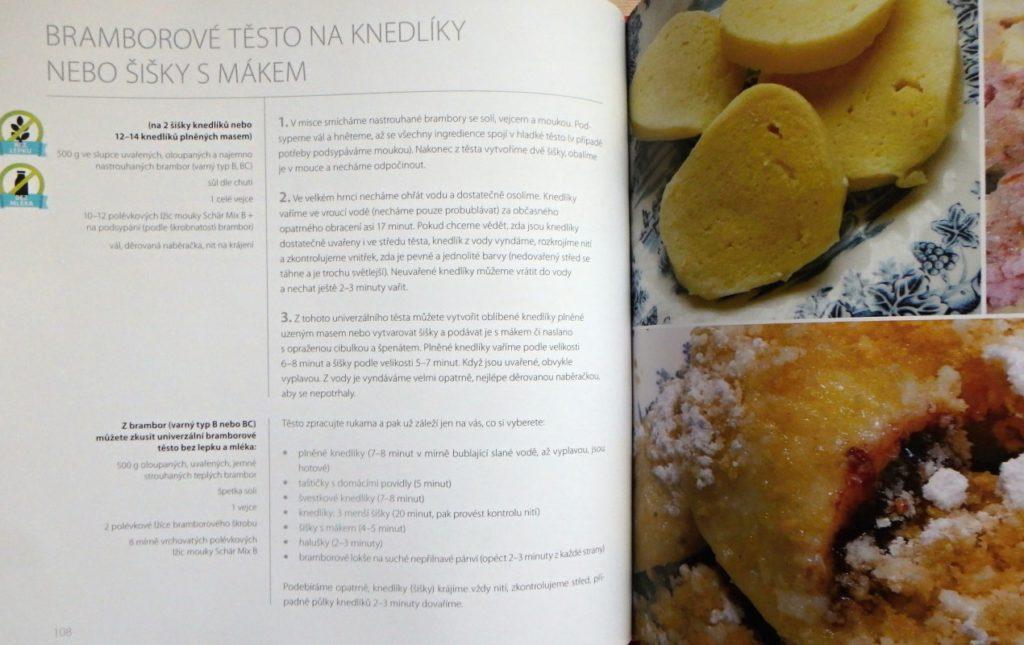 Ukázka z knihy Radčina kuchařka bez lepku 2