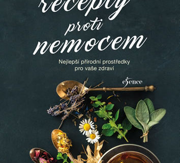 Přebal knihy Domácí recepty proti nemocem