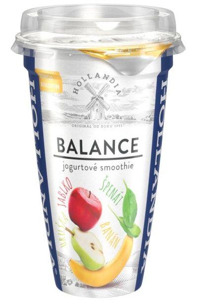 Hollandia jogurtové smoothie Balance