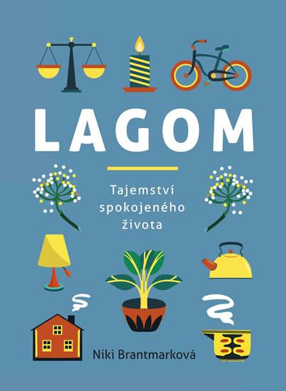 obálka knihy Lagom - Tajemství spokojeného života