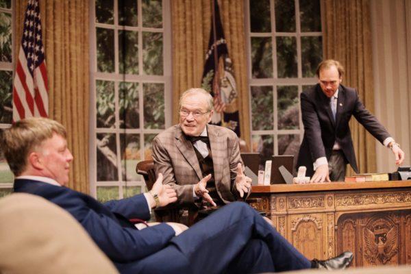 Hra Listopad v Divadle ABC