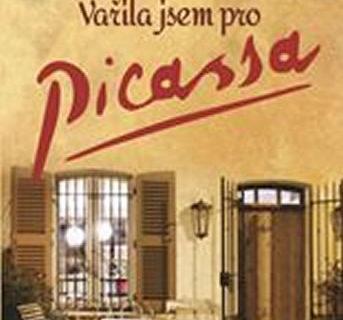 Soutěž o 3 výtisky knihy Vařila jsem pro Picassa