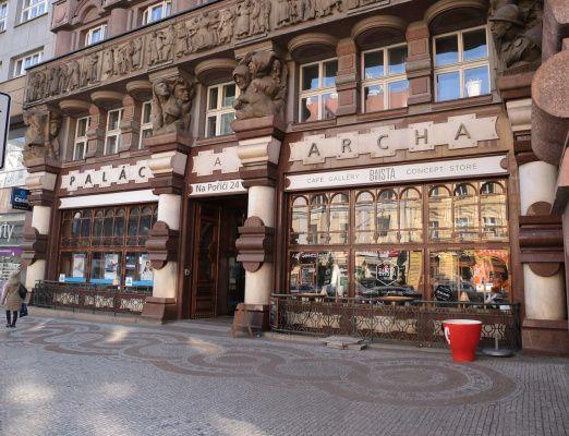 Palác Archa