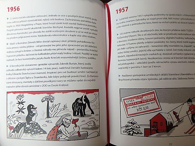 Ukázka z knihy Po stopách stoleté dámy