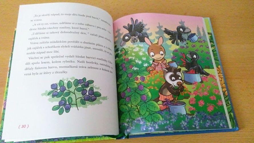 ukázka z knihy Zajíček a tchoř
