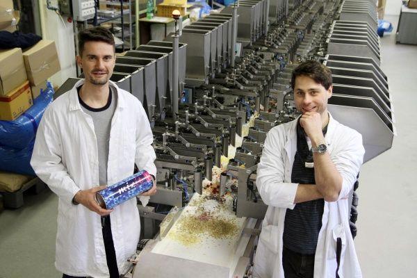 Zakladatelé firmy Mixit Martin Wallner a Tomáš Huber, foto: archiv firmy
