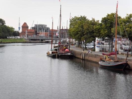 Přístavní město Lübeck