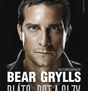 obálka knihy Bear Grylls Bláto, pot a slzy