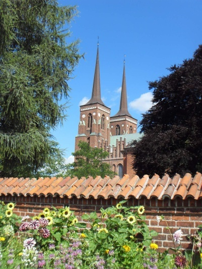 katedrála v Roskilde
