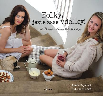 Kuchařka Holky, jezte zase vdolky