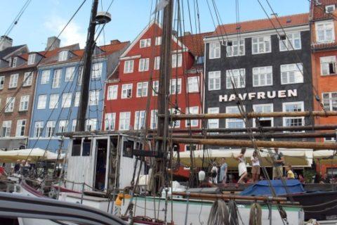 Kodaň a Roskilde – dánská hlavní města: bývalé i dnešní