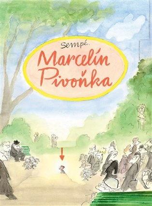 Marcelín Pivoňka další Sempého komiks pro malé i velké