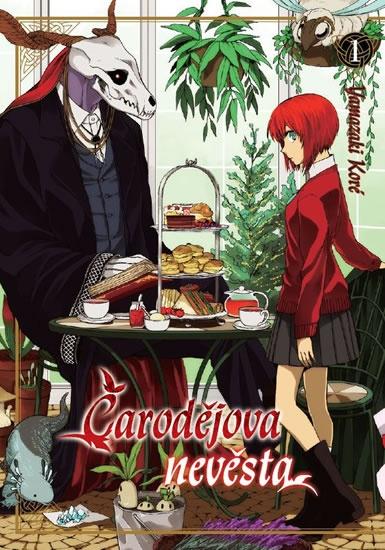 Čarodějova nevěsta - japonská manga ve stylu Krásky a zvířete