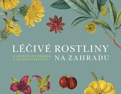 Soutěž o knihu Léčivé rostliny na zahradu