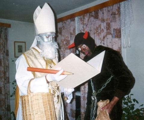 5. prosince chodí Mikuláš. Kde se vzala tato tradice?