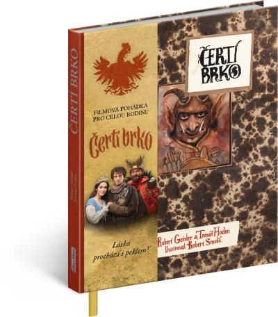 Soutěž o 3 balíčky s knihou a produkty Čertí brko