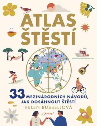 Soutěž o 3 výtisky knihy Helen Russellové Atlas štěstí