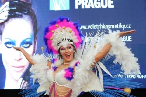 Svátek krásy sINTERBEAUTY PRAGUE a WORLD OF BEAUTY & SPA
