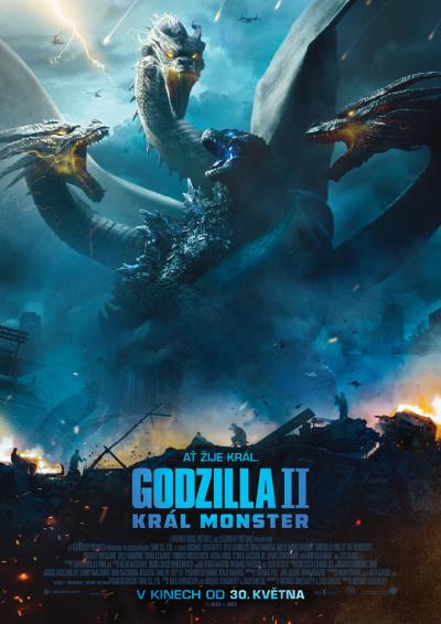 Godzilla II Král monster je akční nářez