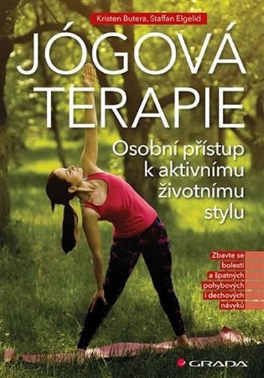 Jógová terapie - skvělý pomocník pro aktivní životní styl