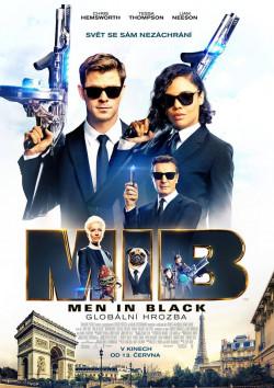 Muži v černém: čtvrté pokračování s novými tvářemi trochu pokulhává s dechem