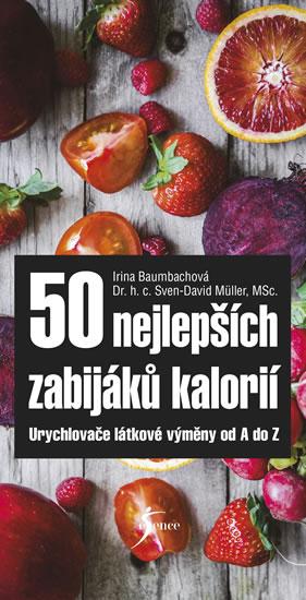 Soutěž o knihu 50 nejlepších zabijáků kalorií
