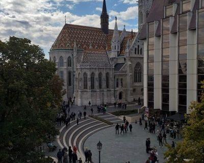 Budapešť nenudí – nabízí skvostné památky i skvělé jídlo – díl 2.