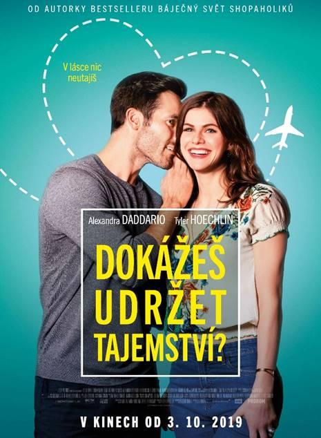 Dokážeš udržet tajemství? - romantická komedie podle knihy Sophie Kinselly je skvělým odreagováním
