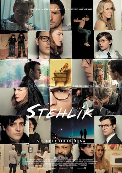 Stehlík - adaptace oceněného románu je vleklá a stojí na dvou hereckých výkonech