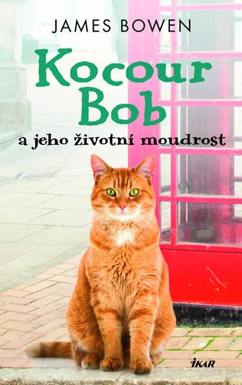 Kocour Bob a jeho životní moudrost nejen pro všechny kočkomily