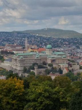 Budapešť nenudí - nabízí skvostné památky i skvělé jídlo - díl 2.